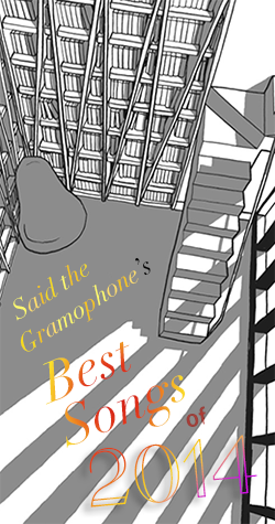 Said the Gramophone's best songs of 2014