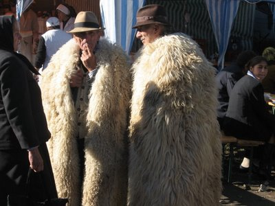 men in coats