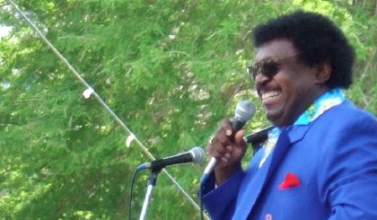 Percy Sledge live in Baton Rouge