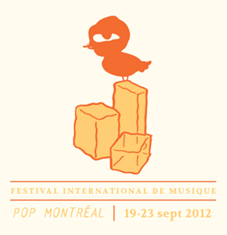 2012 GUIDE TO POP MONTREAL