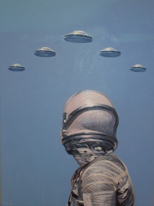 Astronaut by Scott Listfield