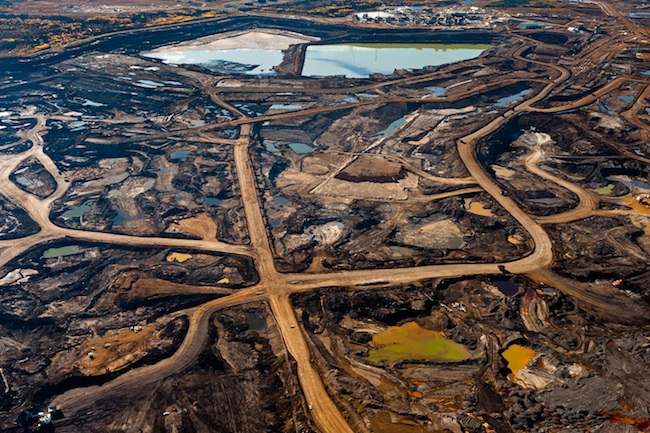 the effects of oil sands in mcmurray alberta essay Fort mcmurray, a canadian oil boom town  and plays down the effects of possible nafta changes for wildfire empties fort mcmurray in alberta's oil sands region.