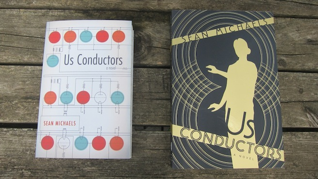 Us Conductors, both covers